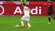 Totti stoppa il pallone in maniera spettacolare a San Siro