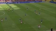 Seedorf con tecnica salta agilmente Garcia a San Siro