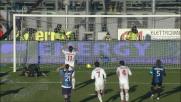 Zlatan Ibrahimovic dal dischetto sigla il goal vittoria del Milan