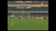 Il goal di D'Anna contro il Cagliari portain vantaggio il Chievo