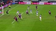 Il goal di Borriello strappa il pareggio allo Juventus Stadium
