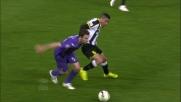 Come una furia Allan sradica il pallone a Badelj e fa ripartire l'Udinese