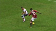 Spettacolare doppio passo di Constant contro il Bologna
