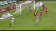 Goal di testa di Floro Flores: Roma sotto al Friuli