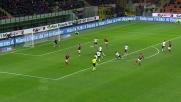 Conclusione alta di Van Ginkel a San Siro contro il Cagliari