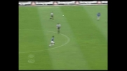 Baggio, soltanto il palo gli nega il goal contro l'Udinese