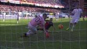 Sorrentino evita l'autogoal di Gonzalez contro il Genoa