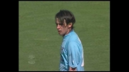Inzaghi realizza il goal del pareggio per la Lazio