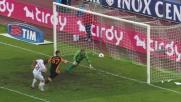 Goal di petto di Rosi, successo della Roma a Bari!