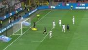 Il goal di Bacca prova a rendere meno amara la sconfitta con la Roma