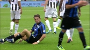 Stendardo trattiene Danilo e l'arbitro assegna il rigore per l'Udinese
