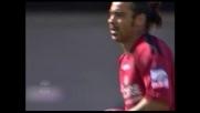 Rossini prova a dare la scossa al Livorno: goal dell'1-4 col Palermo