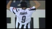 Il goal di testa di Iaquinta riporta in parità la sfida fra Udinese e Chievo