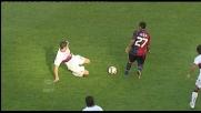 Bocchetti come Beckenbauer: ferma l'azione e regala spettacolo