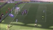 Paredes ci prova direttamente da calcio d'angolo: esterno della rete e brividi per Marchetti