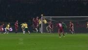 Glik gonfia la rete del Milan e salva il Torino