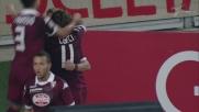 Cerci letale in campo aperto realizza il goal in pallonetto contro il Milan