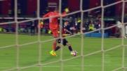 Il clamoroso errore di Viviano spalanca la porta al goal di Melchiorri