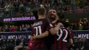 Triangolo e inserimento: El Shaarawy segna la sua doppietta col Torino