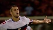 Bel goal di Jankovic contro il Catania