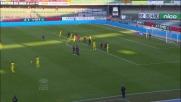 Il goal di Zukanovic porta in vantaggio il Chievo e incute timore al Genoa