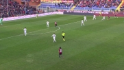 Pavoletti si divora un'occasione monumentale davanti a Tatarusanu