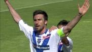 Caracciolo beffa il Cagliari: goal di testa e pareggio del Brescia