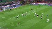 Robinho glaciale sottoporta: 2 a 0 per il Milan!