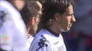 Del Grosso segna nella propria porta n Genoa-Siena