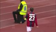 Diamanti porta in vantaggio il Bologna contro l'Udinese