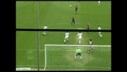 Bordata di Konko! Il palo gli nega il goal contro la Lazio