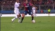 Palladino incanta Marassi con una giocata di tecnica e eleganza contro l'Inter