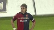 Palo di Conti su punizione, il Siena resta in partita