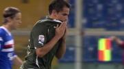 Lazio vicina al goal col destro al volo di Ledesma