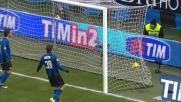 Il destro di Pato accorcia le distanze fra Inter e Milan nel derby