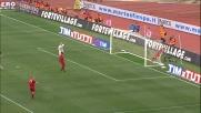 Il goal di Rocchi sblocca il derby all'Olimpico