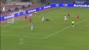 All'Olimpico di Roma Andujar strepitoso compie ben tre parate consecutive contro la Lazio