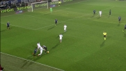 Il tacco di Carmona smarca Maxi Moralez contro la Lazio