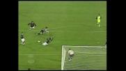 Ferrara ferma il cross di Iaquinta e salva la Juventus