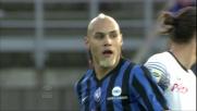 Benalouane si improvvisa attaccante e realizza il goal della speranza contro il Cesena