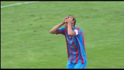 Potenza regala un rigore all'Udinese per un fallo su Floro Flores