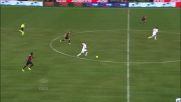 Floccari, goal del raddoppio contro il Genoa
