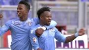 Onazi segna il goal del raddoppio contro l'Empoli