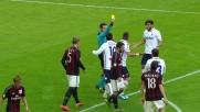 Mounier simula a San Siro: ammonizione per il giocatore del Bologna