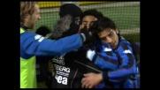 Il goal di Tissone regala la vittoria all'Atalanta contro il Milan