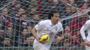 Goal troppo facile per Luca Toni contro il Genoa
