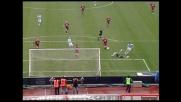 Pandev apre il match fra Lazio e Torino con un goal in pallonetto