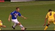 Cassano fa impazzire Marassi col suo goal contro l'Udinese