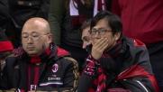 Milan in contropiede, Pasalic cerca il diagonale nel derby ma la palla termina a lato