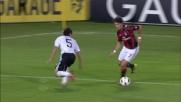 Guizzo offensivo di Pato contro il Cesena